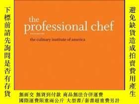 二手書博民逛書店Study罕見Guide to accompany The Professional Chef, 9eY410