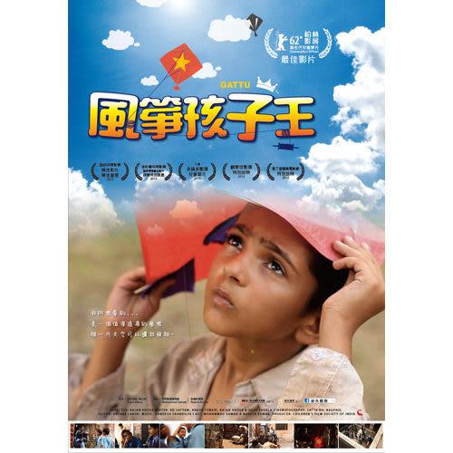 風箏孩子王 DVD (音樂影片購)