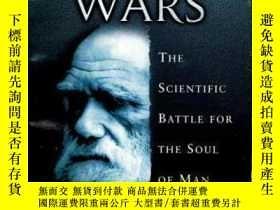 二手書博民逛書店The罕見Darwin Wars The scientific battle for the soul of ma