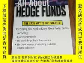 二手書博民逛書店All罕見About Hedge Funds : The Eas