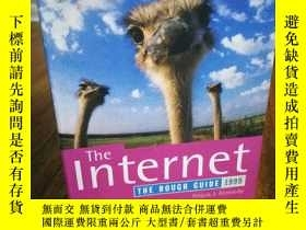 二手書博民逛書店The罕見Rough Guide to the Internet