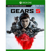 [哈GAME族]免運費 可刷卡●含首批武器塗裝特典●XBOX ONE 戰爭機器 5 中文一般版 Gears5 9/10發售