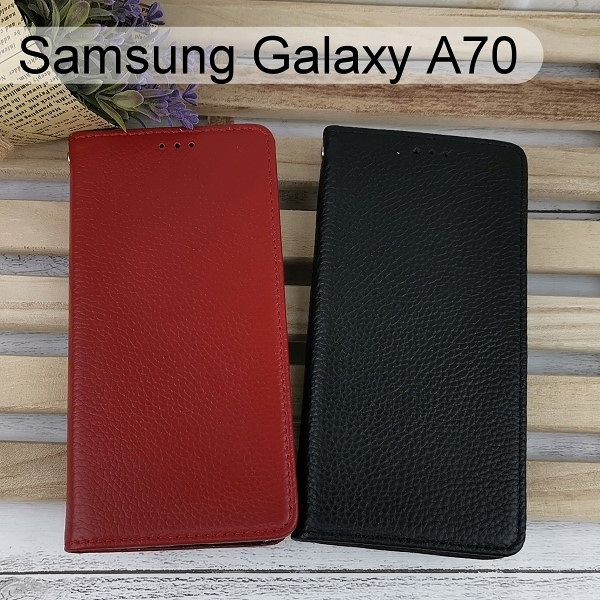【HUGE】真皮皮套 Samsung Galaxy A70 (6.7吋)