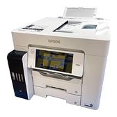 【隨貨送禮券1000】EPSON L6580 四色防水高速A4商用傳真複合機