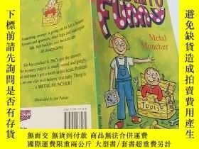 二手書博民逛書店young罕見hippo funny:小河馬搞笑:Y200392