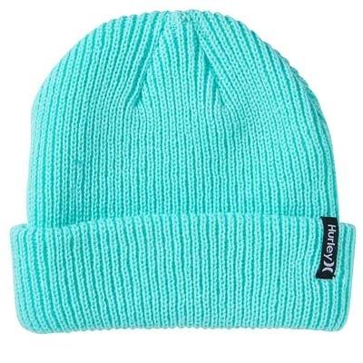 HURLEY 配件 SHIPSHAPE BEANIE 毛線帽 - 男(螢光綠)