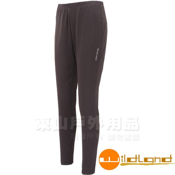 Wildland 荒野 W2658-93深灰色中性遠紅外線9分褲