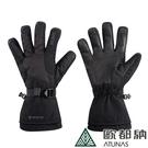 【南紡購物中心】【歐都納】GORE-TEX防水透氣手套(黑)