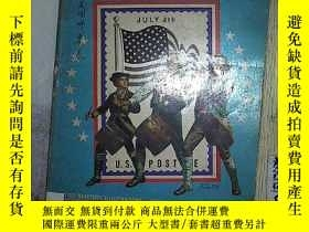 二手書博民逛書店FREEDOM罕見ALBUM FOR POSTAGE STAMP