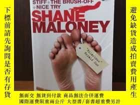 二手書博民逛書店The罕見Murray Whelan Trilogy: Stiff, The Brush Off, Nice Tr