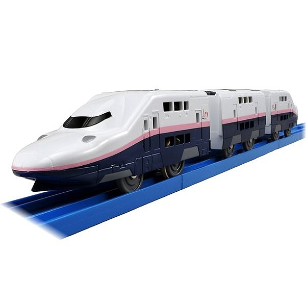 PLARAIL S-10 E4系新幹線 MAX (特別連結樣式)_TP14764