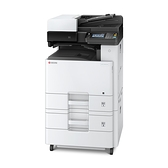 【含傳真、含稅】 京瓷 KYOCERA ECOSYS M8124cidn A3彩色多功能複合機/彩色印表機/傳真機