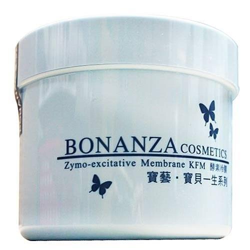 買就送【BONANZA】 寶藝 酵素冷膜 550g 公司貨 買1瓶就送早安面膜5枚入(一包)