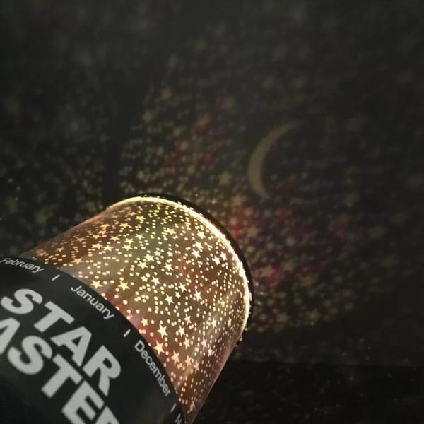 星空投影燈 星空燈投影滿天星浪漫旋轉臥室夢幻情人節生日禮物海洋燈【快速出貨八折鉅惠】