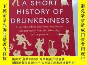 二手書博民逛書店A罕見short of drunkennessY231392 M
