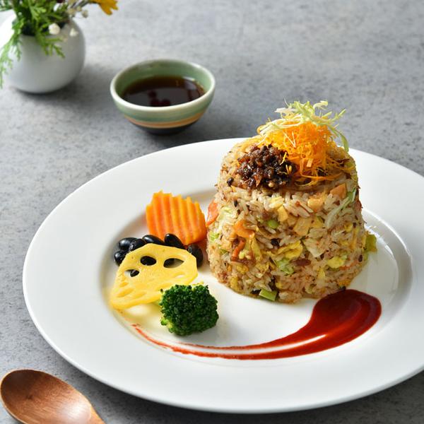 2張組↘【全台多點】寬心園精緻蔬食精選套餐