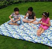 野餐墊戶外便攜防潮墊春游野炊營防水加厚