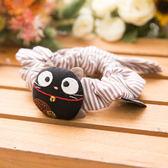Kiro貓‧小黑貓造型髮束/馬尾髮圈/大腸圈髮飾/頭飾【222622】
