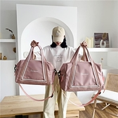 網紅旅行包女大容量輕便短途手提行李包健身包男套拉桿出差旅游包 黛尼時尚精品