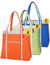 典雅資料袋(100入)-共三款-【Fruit Shop】