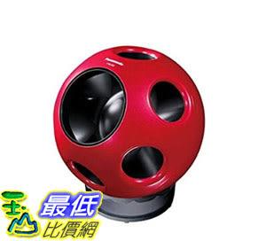 [東京直購] Panasonic F-BL25Z (不含旋轉底座) 紅白金三色 球形 循環扇 創風機 Q 創風機Q 無扇頁風扇