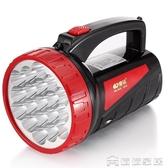 (快速)手電筒 led手電筒強光充電超亮多功能手提特種兵戶外探照燈家用電筒