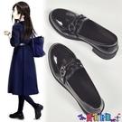 皮鞋 英倫風小皮鞋日系女jk2021年秋季新款學生韓版百搭單鞋子潮冬 618狂歡