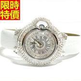 鑽錶-率性熱銷明星同款女腕錶7色5j58【巴黎精品】