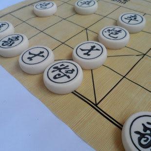玉化石中國象棋 4.5型號 玉化石防摔耐磨