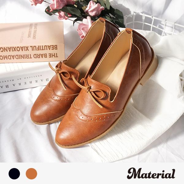 牛津鞋 小蝴蝶結牛津鞋 MA女鞋 T8016