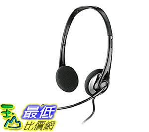 [105美國直購] 有線 耳機 會議通話 麥克風 Plantronics Audio 326 Stereo PC Headset