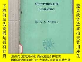 二手書博民逛書店analysis罕見of bistable multivibrator operation(P3553)Y17