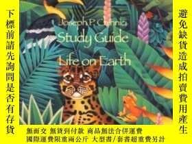 二手書博民逛書店Life罕見On Earth (study Guide)-地球上的生命(學習指南)Y436638 Gerald