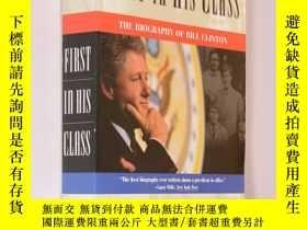 二手書博民逛書店First罕見In His Class: A Biography