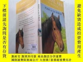二手書博民逛書店Pony罕見in the Porch: 門廊裏的小馬.Y212829