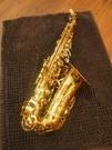 凱傑樂器 KJ CUSTOM VINING 全鍍金高音小彎管薩克斯風
