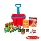 免運費《 美國 Melissa & Doug 》玩食趣 - 超市購物玩具籃 / JOYBUS玩具百貨