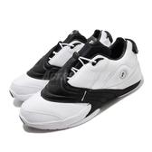 Reebok 籃球鞋 Answer V Low 白 黑 男鞋 低筒 運動鞋 【ACS】 EF7601