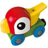 Hape兒童鸚鵡口哨音樂兒童樂器玩具寶寶吹奏卡通哨子幼兒園小禮品