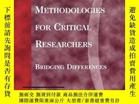 二手書博民逛書店Feminist罕見Methodologies For Critical Researchers-批判研究者的女性