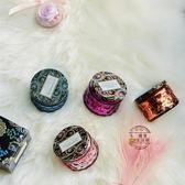 進口精油香薰蠟燭浪漫無煙玻璃杯香氛蠟燭凈化空氣結婚閨蜜禮物盒