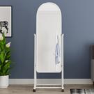 高清立鏡掛鏡試衣鏡移動落地壁掛儀容鏡穿衣鏡化妝鏡浴室支架置地現代全身鏡子