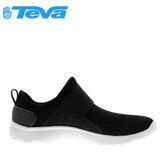 丹大戶外【TEVA】美國 男款 Arrowood Swift Slip-On 戶外輕量休閒鞋 1017171 BWHT 黑色