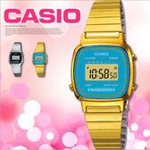 CASIO LA670WGA-2 科技感奢華電子錶 LA-670WGA-2DF 熱賣中!