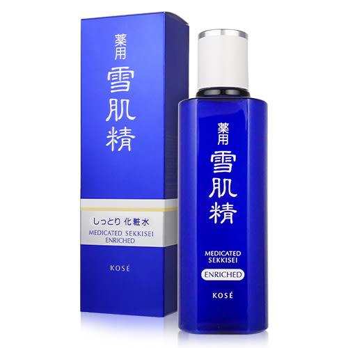 KOSE 高絲 雪肌精 化妝水 (極潤型) 200ml 化粧水【新高橋藥妝】