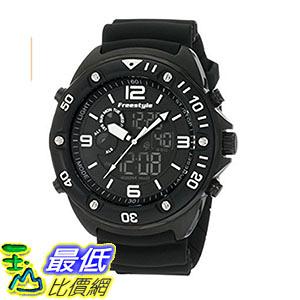 [106美國直購] Freestyle Men s FS85008 B005JRANAG 2.0 Classic Dive Ana-Dig Dual Time Watch