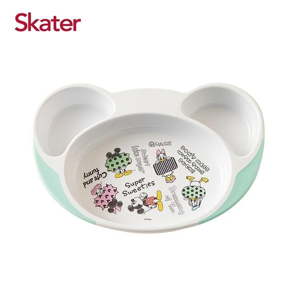 Skater 離乳多隔餐盤-米奇[衛立兒生活館]
