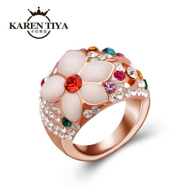 YAHOO618☸ 食指戒指女飾品時尚簡約波西米亞裝飾mousika