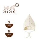 呵護寶寶頭部保暖、防曬的必備配件 採用全程通過Oeko-Tex顏料印花清新風格