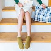 船襪女純棉薄款短襪夏季韓國可愛淺口